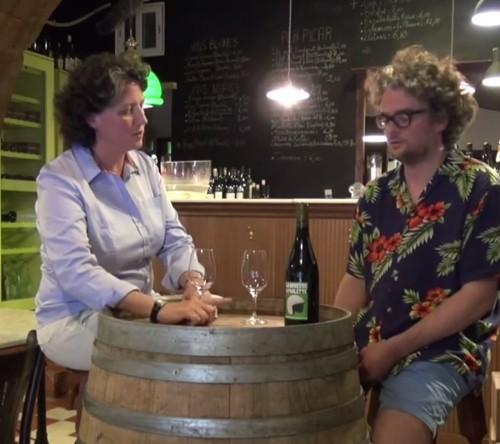Benoît Valée y la Buvette à Paulette 2012 Vinos Compartidos