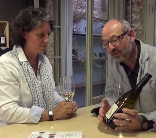 Joan Gómez Pallarès cata Miranius 2012 Vinos Compartidos