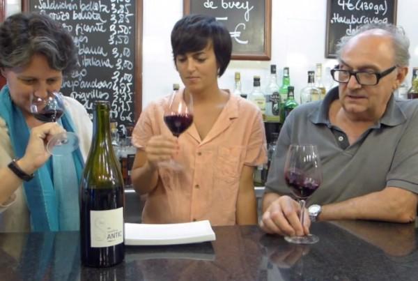 Abel y Patricia Sierra con Siuralta 2012 Vinos Compartidos
