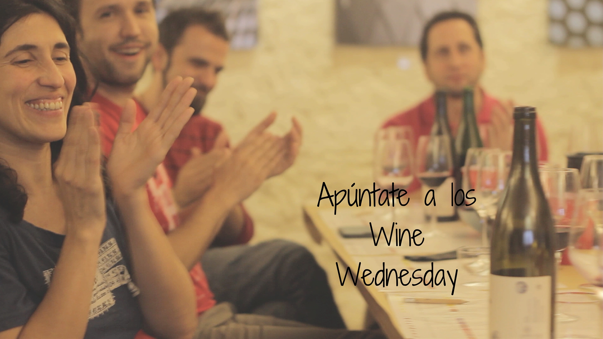 Apúntate a los Wine Wednesday